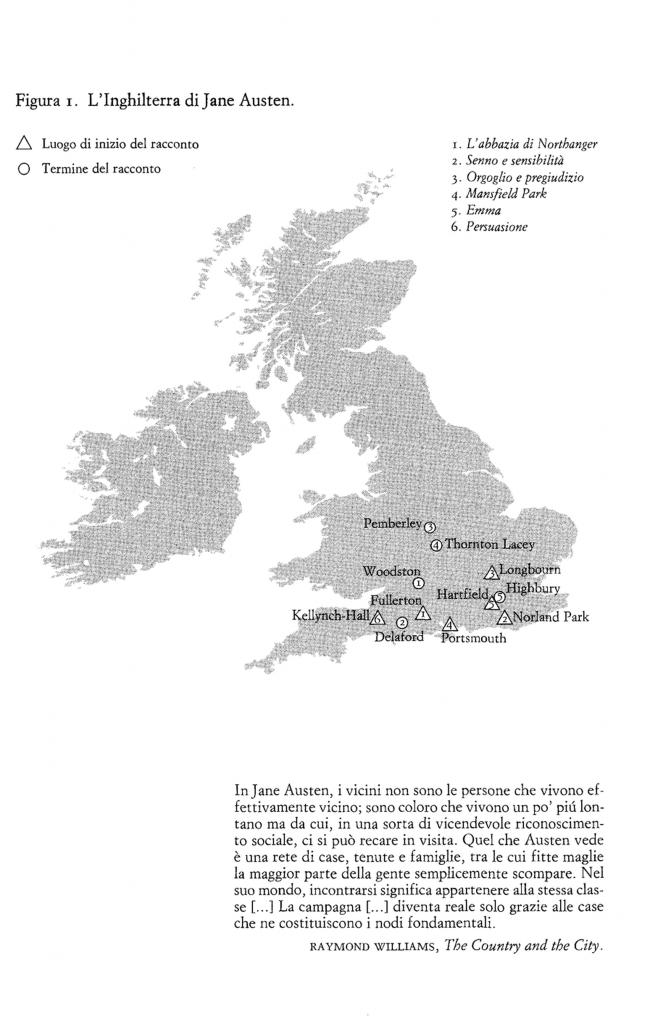 La Homeland di Jane Austen