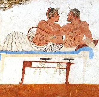 La vasca di Alcibiade